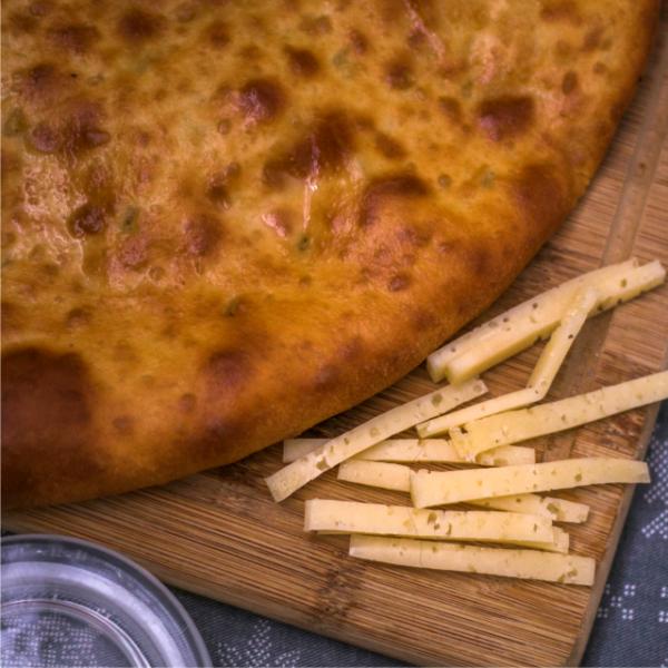 пирог осетинский с сыром пекарня бейкер стрит
