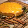 пирог персиковый рай пекарня бейкер стрит