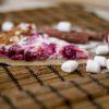 Пирог со сметаной и вишней пекарня бейкер стрит