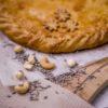 Пирог с капустой и фаршем пекарня бейкер стрит