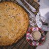 Пирог с фаршем и картофелем пекарня бейкер стрит