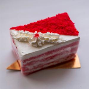 пирожное красное бархат