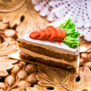 пирожное морковное пекарня бейкер стрит