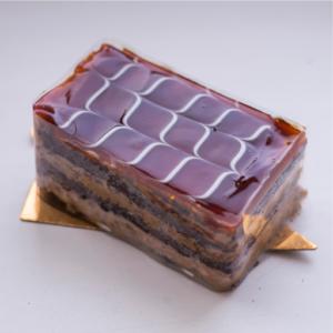 пирожное соленая карамель пекарня бейкер стрит