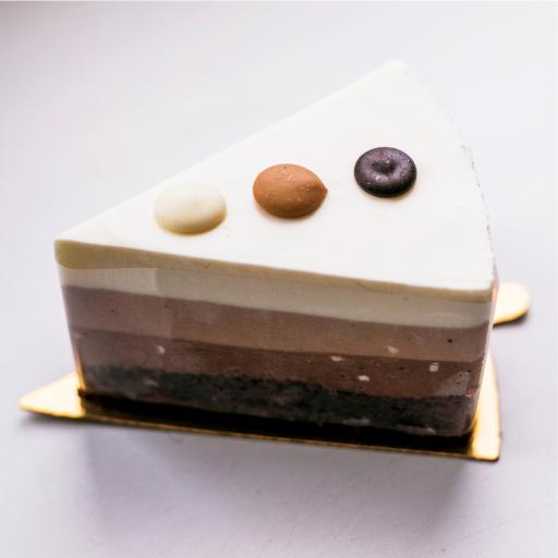 пирожное 3 шоколада пекарня бейкер стрит