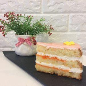 торт апельсин пекарня бейкер стрит
