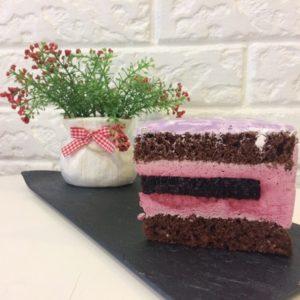 торт ежевика черника пекарня бейкер стрит