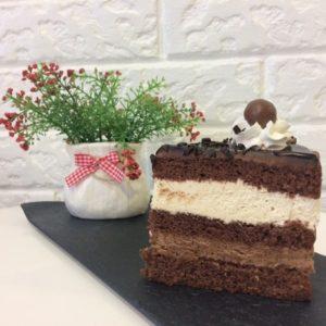 торт капучино пекарня бейкер стрит