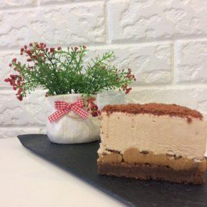 торт Карамельное кремю пекарня бейкер стрит