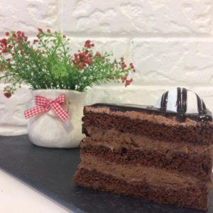 торт соленая карамель пекарня бейкер стрит