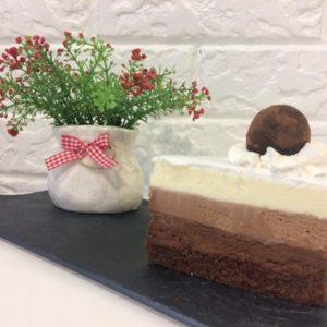 торт три шоколада пекарня бейкер стрит
