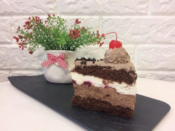 торт черный лес пекарня бейкер стрит